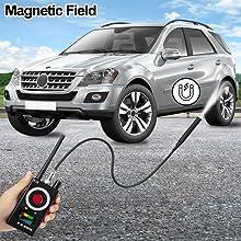 magnetic filed detector