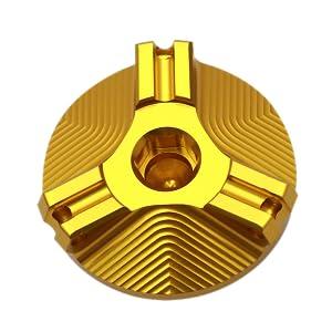 motorrad öleinfülldeckel motor stecker