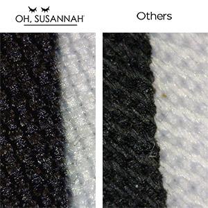 Oh, Susannah, Pillow Quality