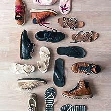 Boots organizer