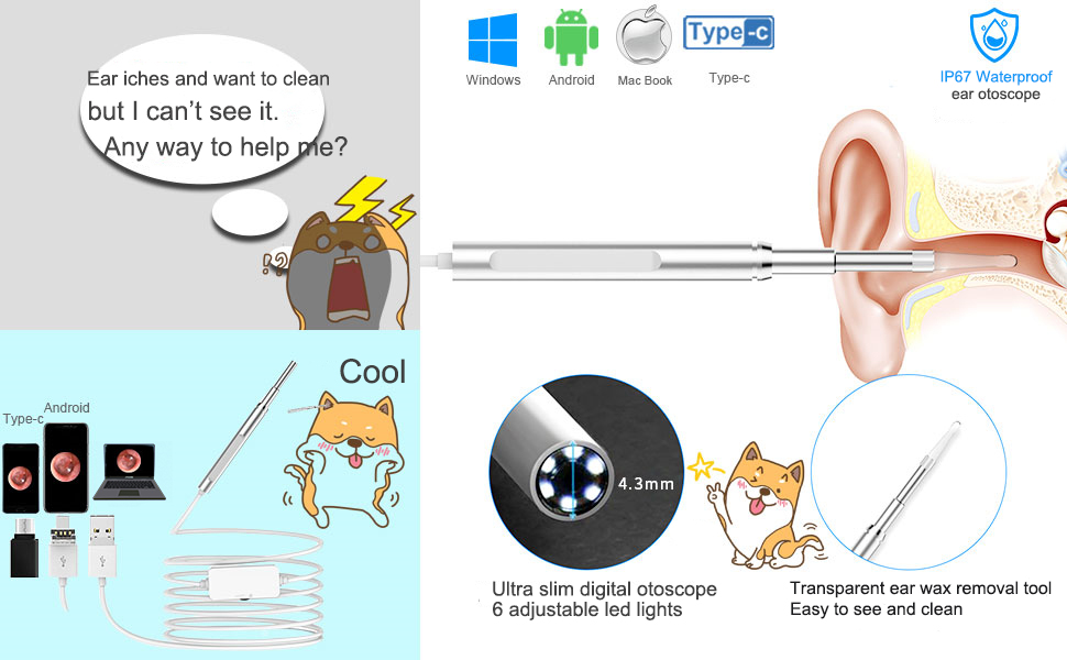 ear otoscope