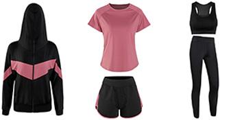 5 pc set clothing