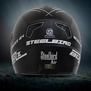 SBA-1 BUZZ, l helmet for men for bike l helmets for men l helmet vega l helmet 2020