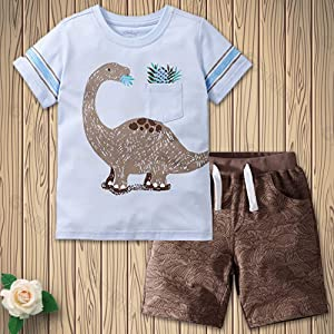 boys dinosaur clothing