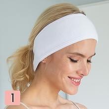 Adjustable Headband, Headband woman, Handband makeup