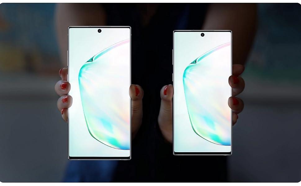 Samsung Galaxy Note 10 Note 10 Plus Design