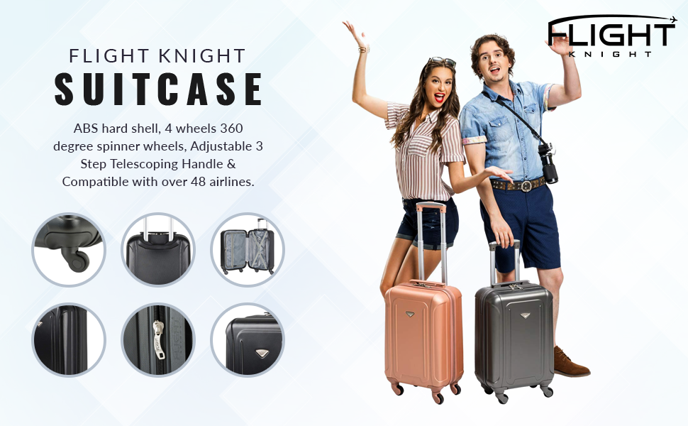 AMERICAN AIRLINES SUITCASE