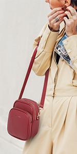 Small Crossbody Bag for Women