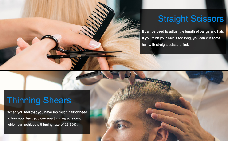 haircut scissors