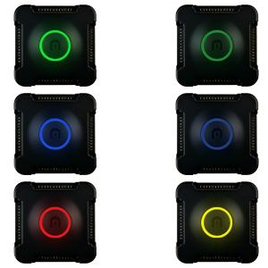 Autel Robotics EVO II Series Batteries Multi-Charger- Ring Light Indicator