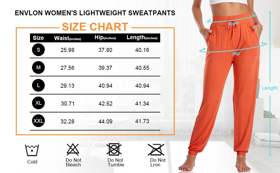 Lightweight Sweatpants