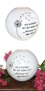 Memorial Candle Sympathy Gift