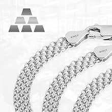 catolicos de oro 18k gold rosary necklaces