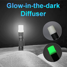 Glow-in-the-dark Diffuser