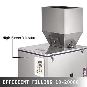powder weighing machine