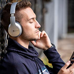 wireless headset for iphone bluetooth v5.0 quick pairing stable bluetooth aptx in-ear wireless head