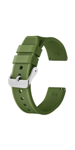 siliocne watch bands