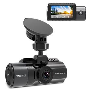 Dash cam for car