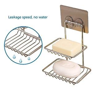 WATERPROOF SOAP HOLDER