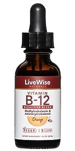 b12 methylcobalamin amp; Adenosylcobalamin