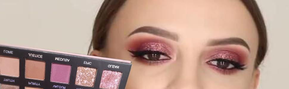New nude eyeshadow