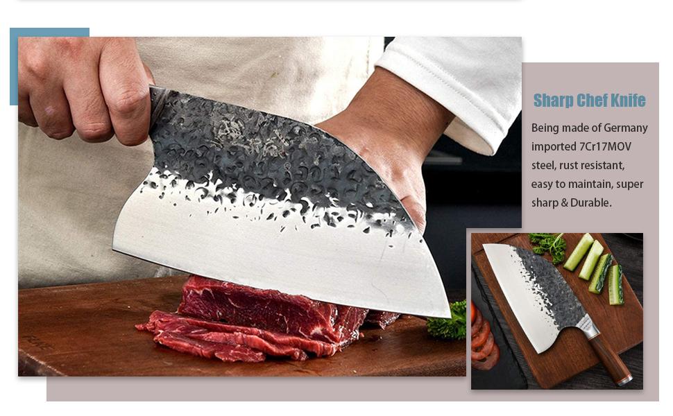 Smith Chu Professional Kitchen Knife