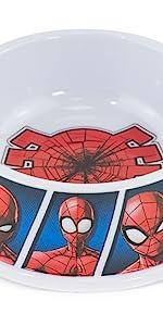Spiderman Dog Bowl