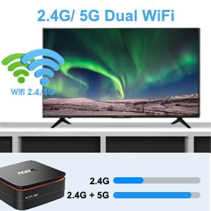 Dual WiFi