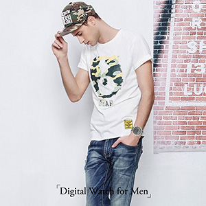 digital watches mens