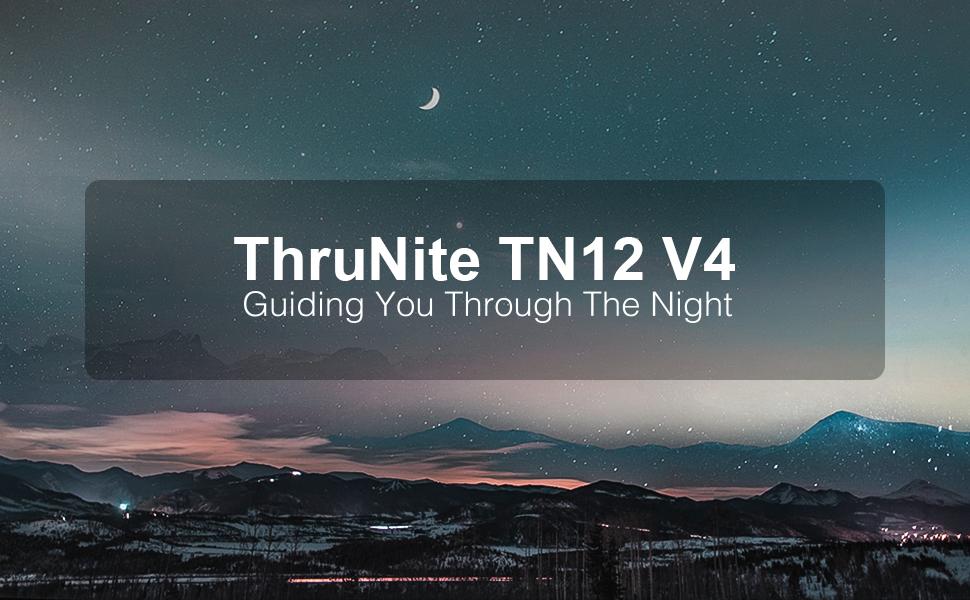 Thrunite Flashlight