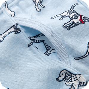 Calzones están equipados con forrada y bragueta para garantizar la absorción de agua y la higiene.