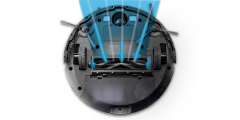 BLAUPUNKT | Robot Aspirador y Fregasuelos Bluebot XBOOST | Control ...