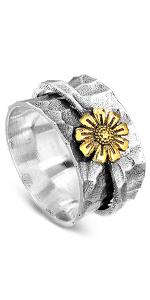 spinner leaf ring