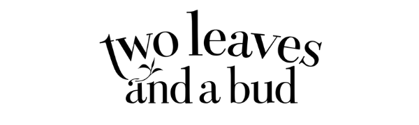 Two Leaves and a bud logo