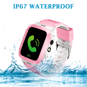 IP67 Waterproof Smart Watch for Kids
