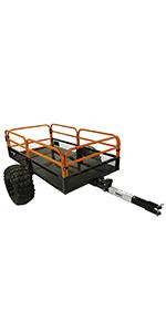 15 cargo utility trailer