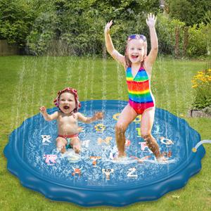 kids sprinkler yard toys