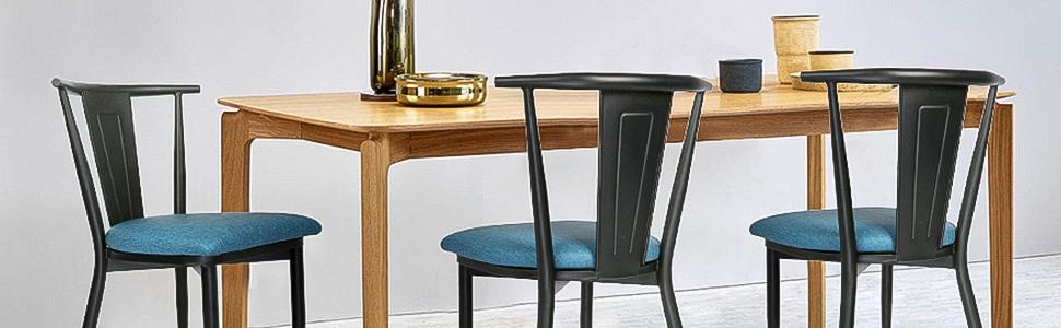 Koreyosh Modern Dining Chair Set