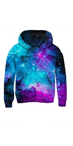 kids fleece hoodie
