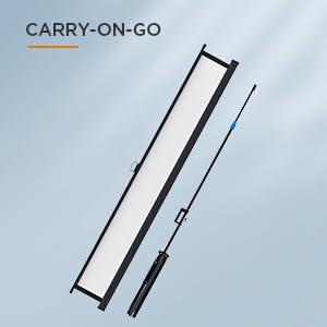 carry on the go