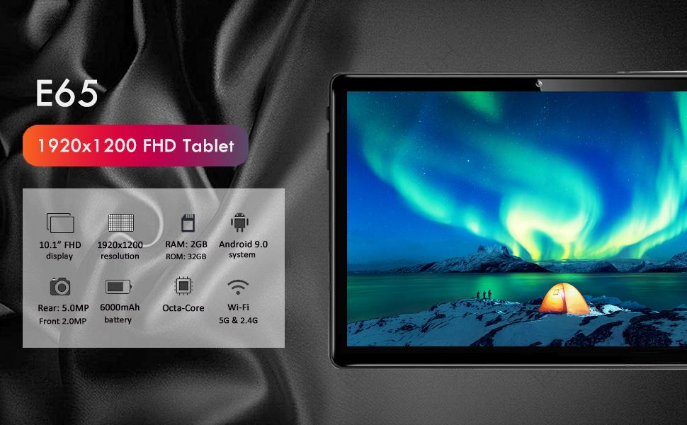 tablet 10 inch 10.1 inch 1920x1200 full hd fhd 5gwifi