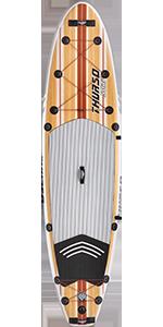 THURSO SURF Tabla Paddle Surf Hinchable Expedition 350 x 76 x 15 ...