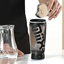 gym auto electronic shaker bottle blender electric protein mixer mug powder battery cup self mixing