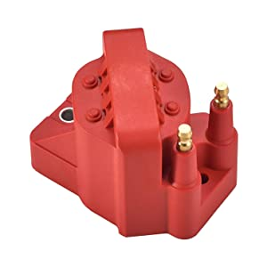 Direct Ignition Coil Pack for Buick Allure Century Chevy Impala S10 Cadillac Olds GMC Pontiac V6
