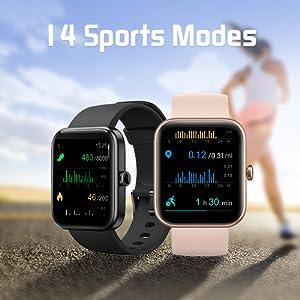 run, walk, Hiking, cycle, Cricket, Yoga, Workout, Pool swim, Open water swim, Rower, Elliptical