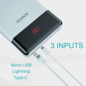 LT20 power bank for phone