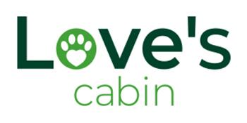 love's cabin - logo