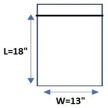 stay flat mailer kraft white shipping envelope