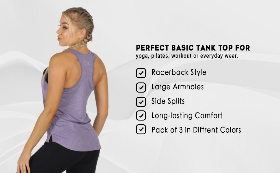 workout tank tops for women yoga tops