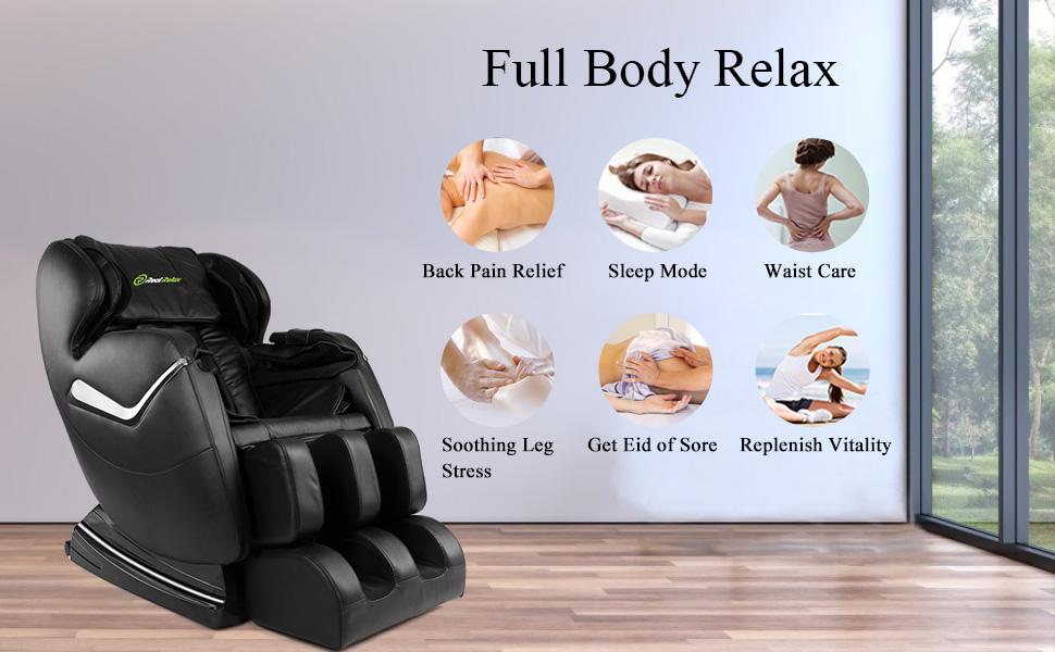 Full body relax